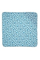 Teddy Bear Jersey Blanket
