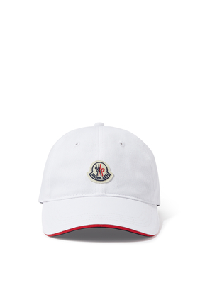 Cotton Logo Cap