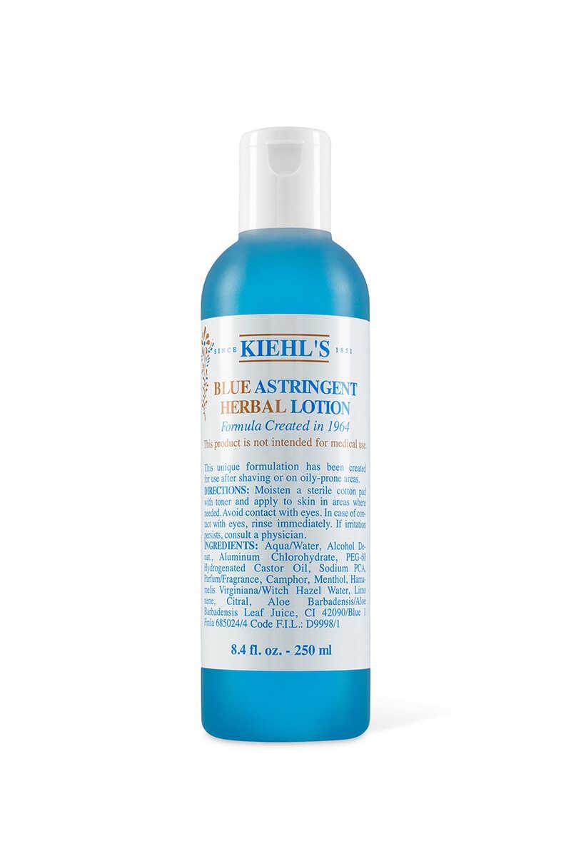 Blue Astringent Herbal Lotion image number 1