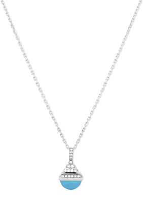 Cleo Rev Mini Pendant Necklace