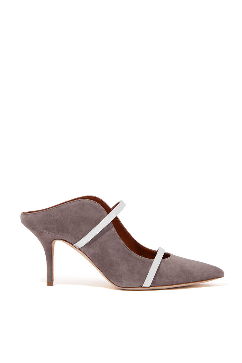 Maureen Suede Mules image number 1