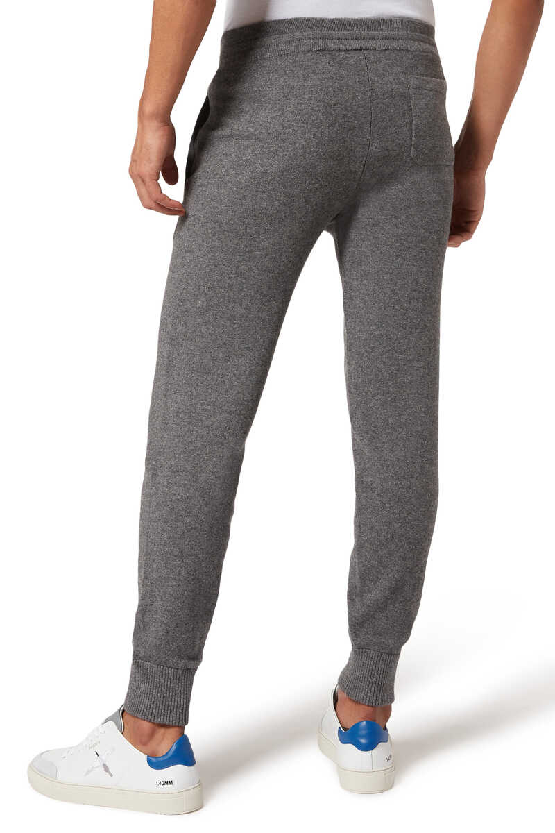 Wool And Cashmere Track Pants image number 3