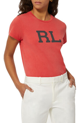RL Cotton Jersey T-Shirt