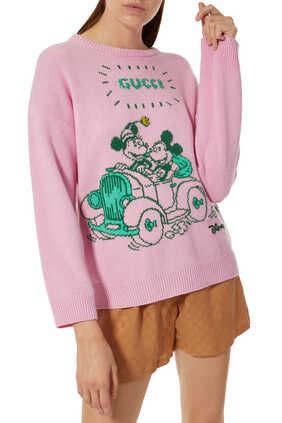Disney x Gucci Wool Jumper
