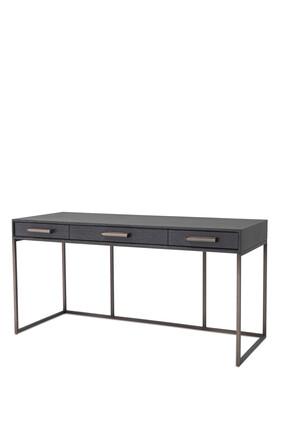 Larsen Grey Desk