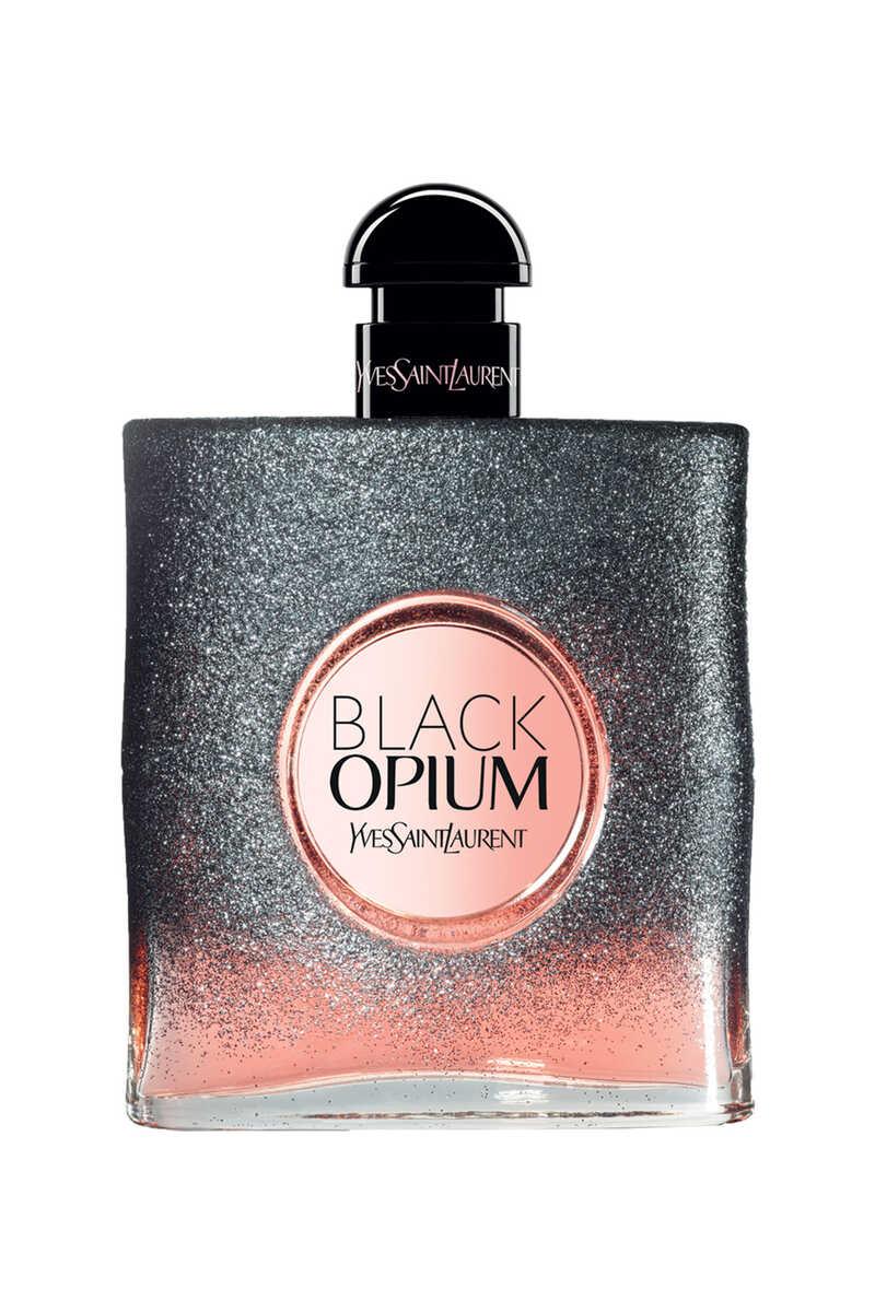 Black Opium Eau de Parfum Floral Shock Edition image number 1
