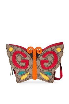 GG Butterfly Handbag