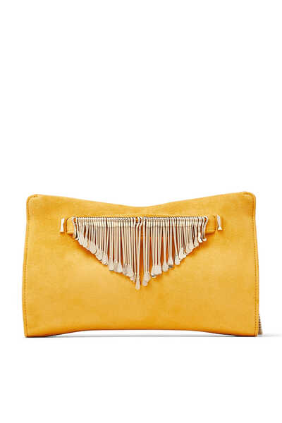 Venus Fringe Clutch Bag