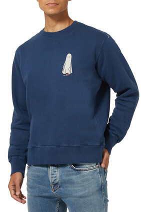 Frasse Ghost Sweatshirt