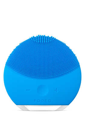 Fuchsia Luna Mini 2 Facial Cleansing Brush