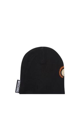 Moschino Teddy Bear Knit Hat