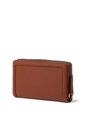 Diana Bamboo Clasp Chain Wallet