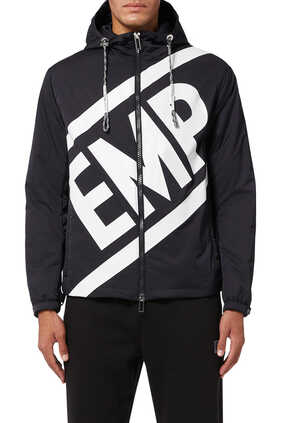 EA Macro Hooded Windbreaker