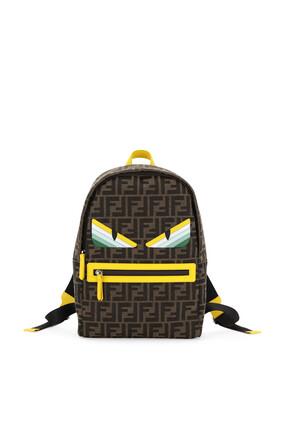 Monster Eyes Backpack