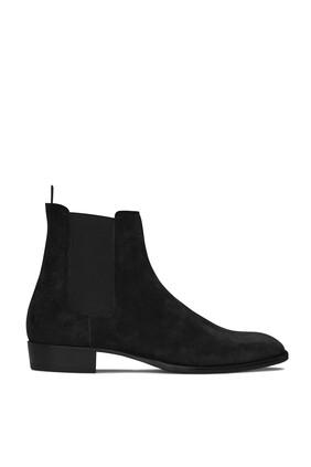 Wyatt Suede Boots