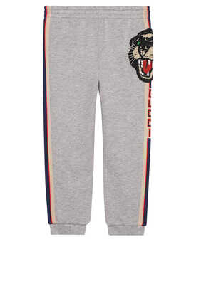 Embroidered Logo Jogging Pants