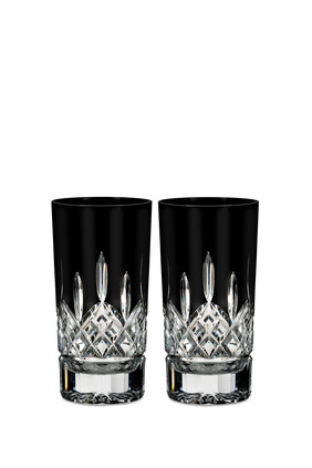 Waterford Lismore Hiball Tumblers, Set of Two