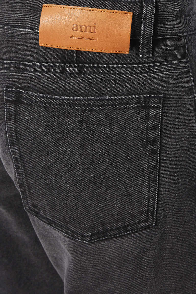 Mid-Rise Tailored Jeans image number 4