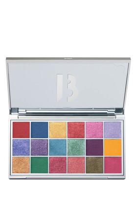 Prismic Eyeshadow Palette , 18 Shades