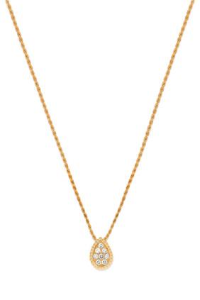 Serpent Bohème Diamond Necklace