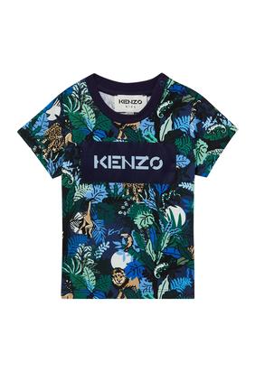 Jungle Print T-Shirt