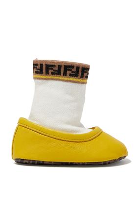 Ballerina Sock Shoes