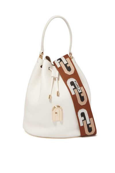 Sleek Small Bucket Bag