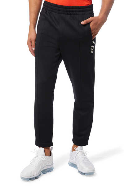 Tech Logo Embroidered Sweat Pants