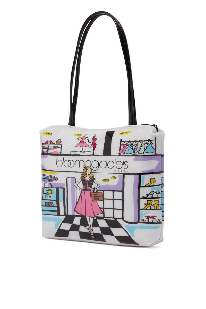 DXB Storefront Tote Bag image number 2