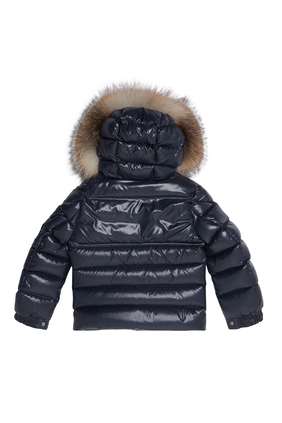 New Byron Jacket With Fur Collar