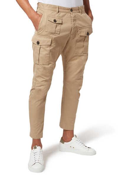 Cargo-Style Pants