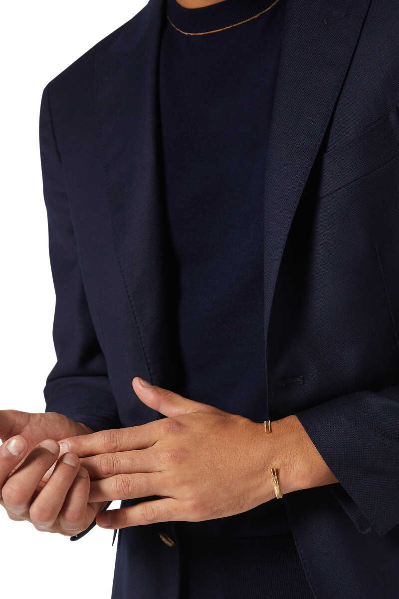 Thread Cuff Bracelet image number 1