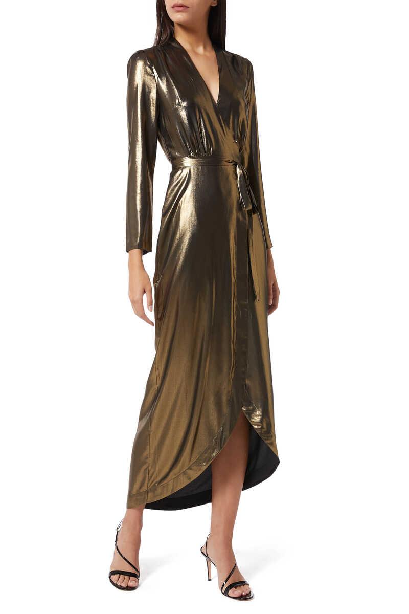 Reliah Wrap Dress image number 1