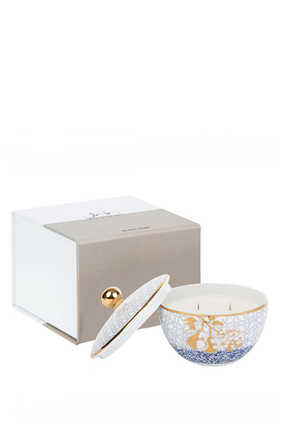 Kunooz Rose Oud Candle