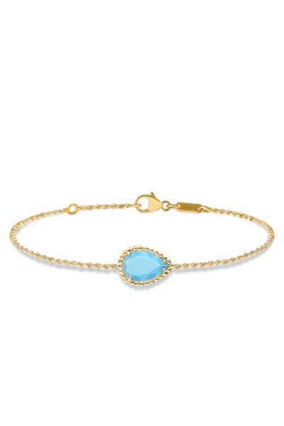 Serpent Bohème Turquoise Bracelet