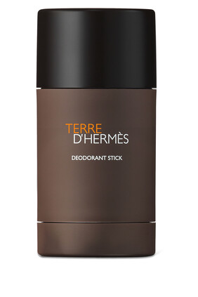 Terre d'Hermès, Alcohol-free deodorant stick