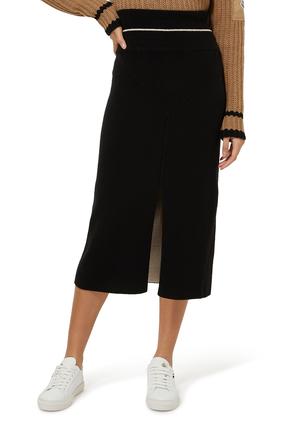 1952 Knitwear Skirt