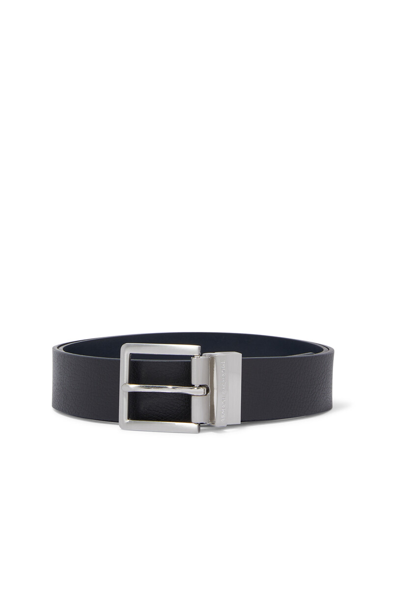 Reversible Leather Belt image number 1