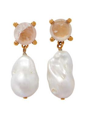 Darcey Pearl Earrings
