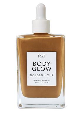 Body Glow Golden Hour