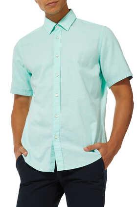 Luka Linen Chambray Shirt