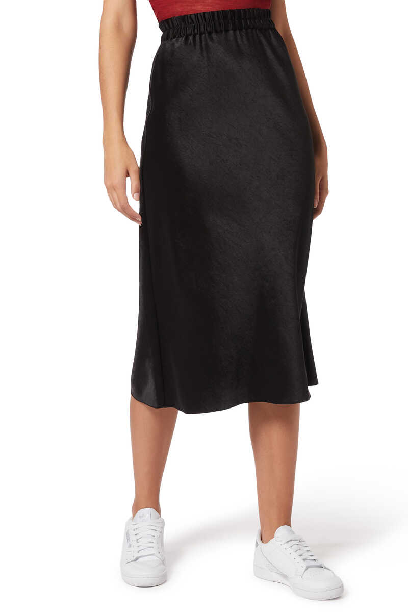 Easy Pull-On Skirt image number 1