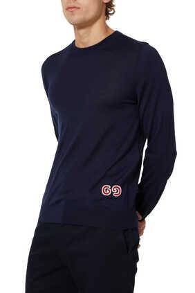 GG Wool Sweater