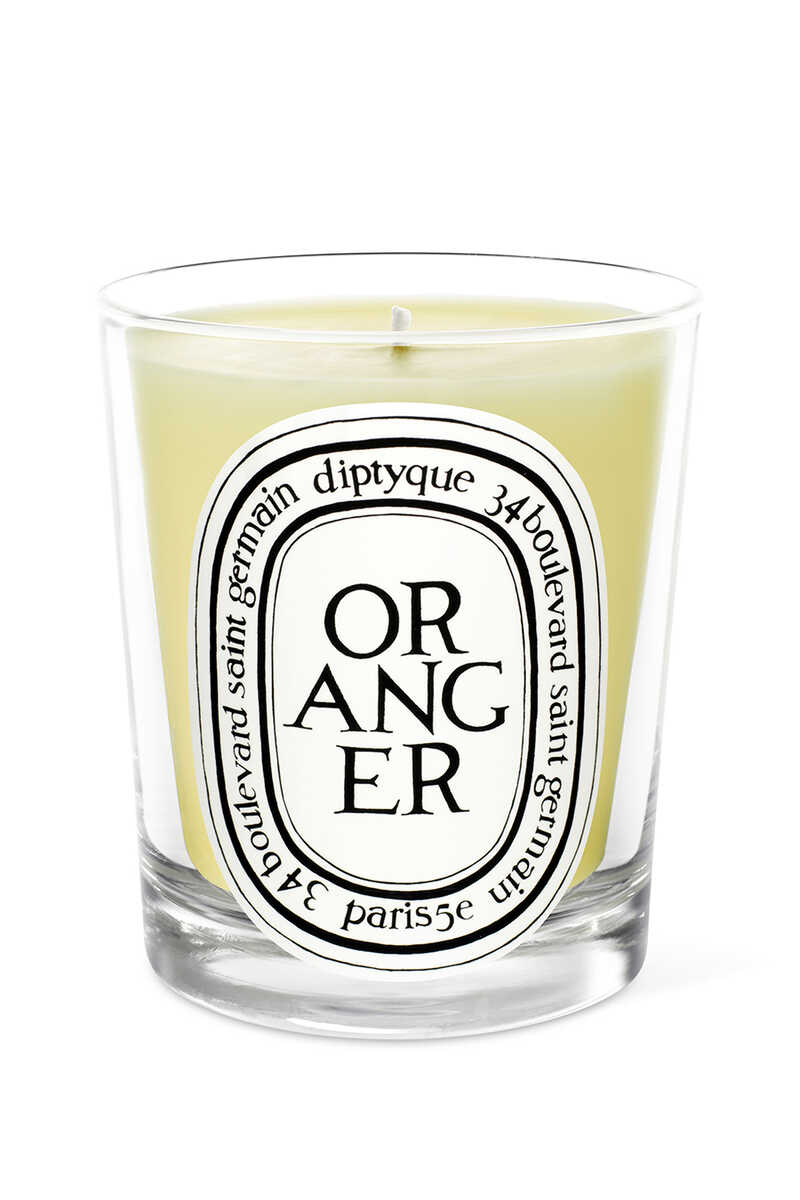 Oranger Candle image thumbnail number 1