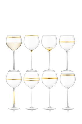 Deco Wine Goblet