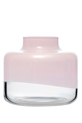 DJ Vase Nude Magnolia Opal Pink 1240mm:Light/Pastel Pink:One Size