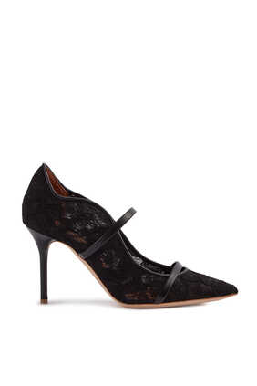 Maureen Lace Pumps