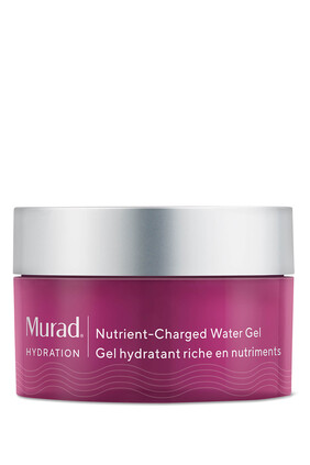 Nutrient Charged Water Gel
