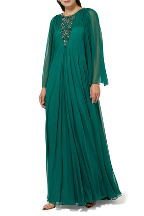 Sequin Kaftan