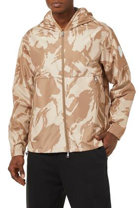Desert Camo Zip Jacket